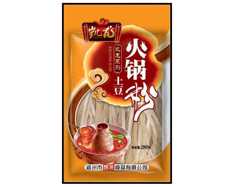 火锅土豆粉
