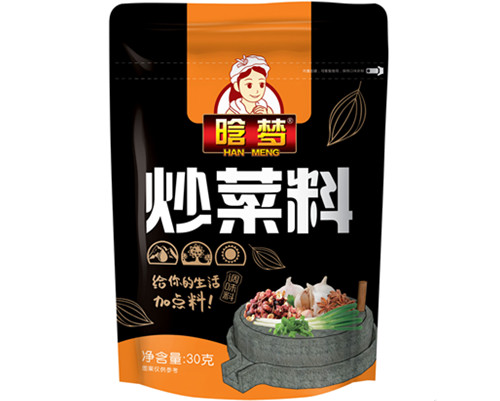 晗梦30克炒菜料