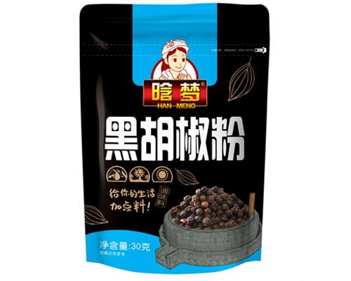 晗梦30克黑胡椒粉