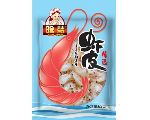 晗梦65克鲜虾皮