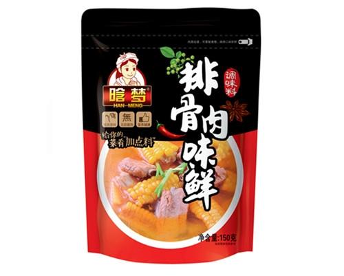 晗梦150克排骨肉味鲜