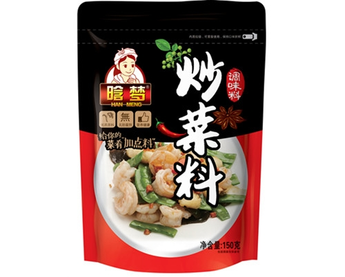 晗梦150克炒菜料