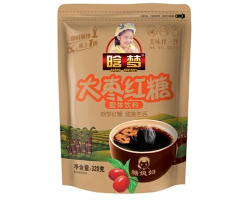 晗梦320克大枣红糖