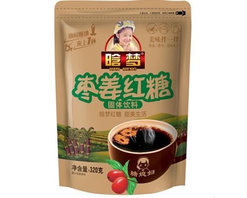 晗梦320克枣姜红糖