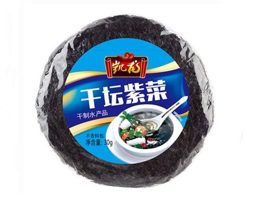 30克紫菜