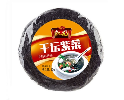 50克紫菜