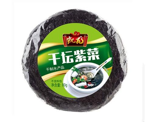 80克紫菜